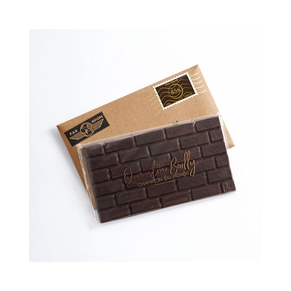 Tablette chocolat noir 85% de cacao
