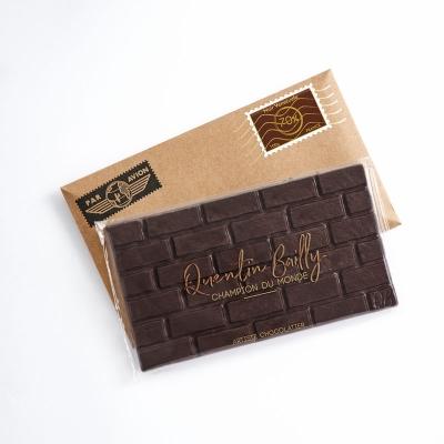 Tablette chocolat noir pur Venezuela 70% de cacao
