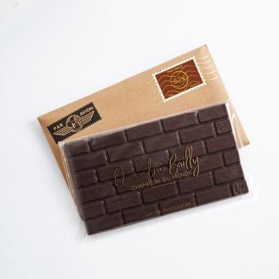 Tablette chocolat noir blend 62% de cacao