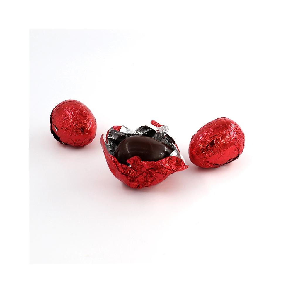 Notre mini oeuf de pâques au chocolat noir