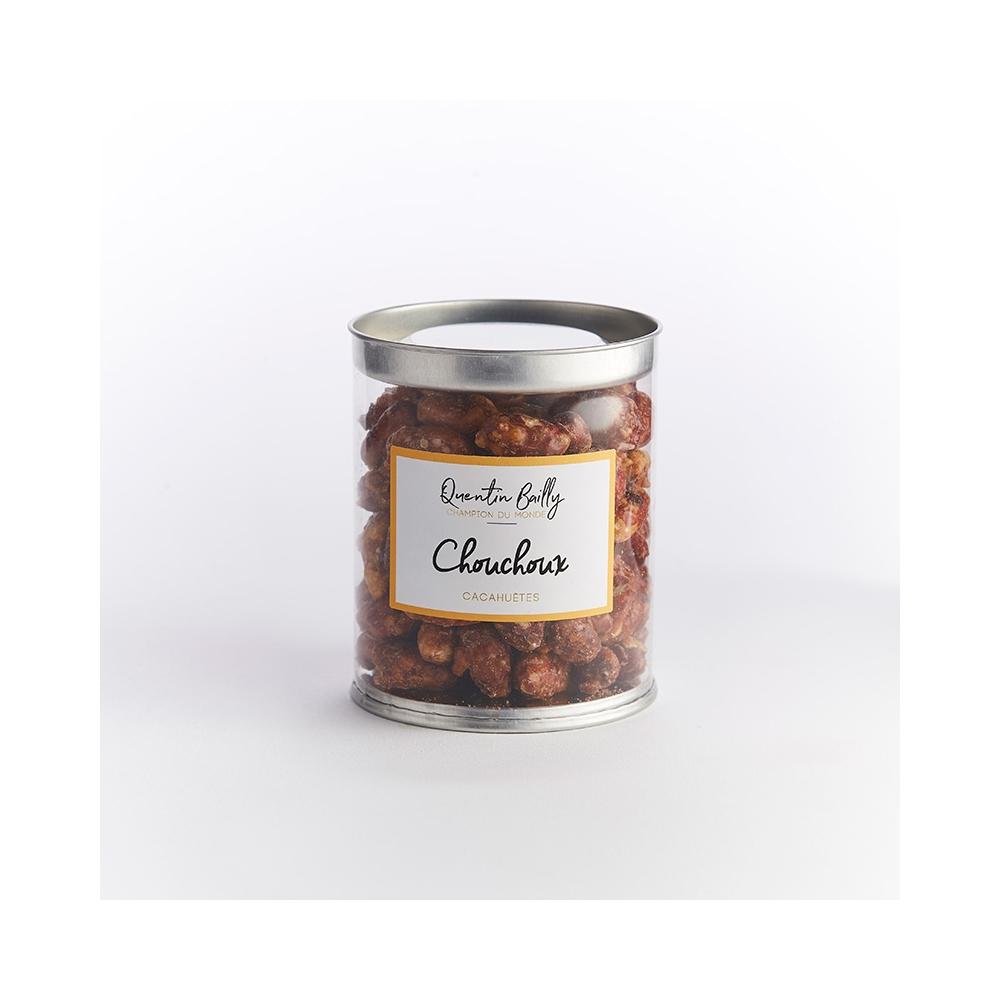 cacahuètes caramélisées chouchoux fruit croquant